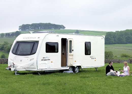 Anglické karavany