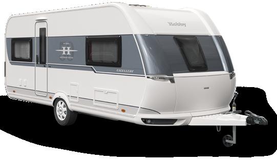 Hobby karavan