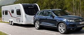 Půjčený karavan