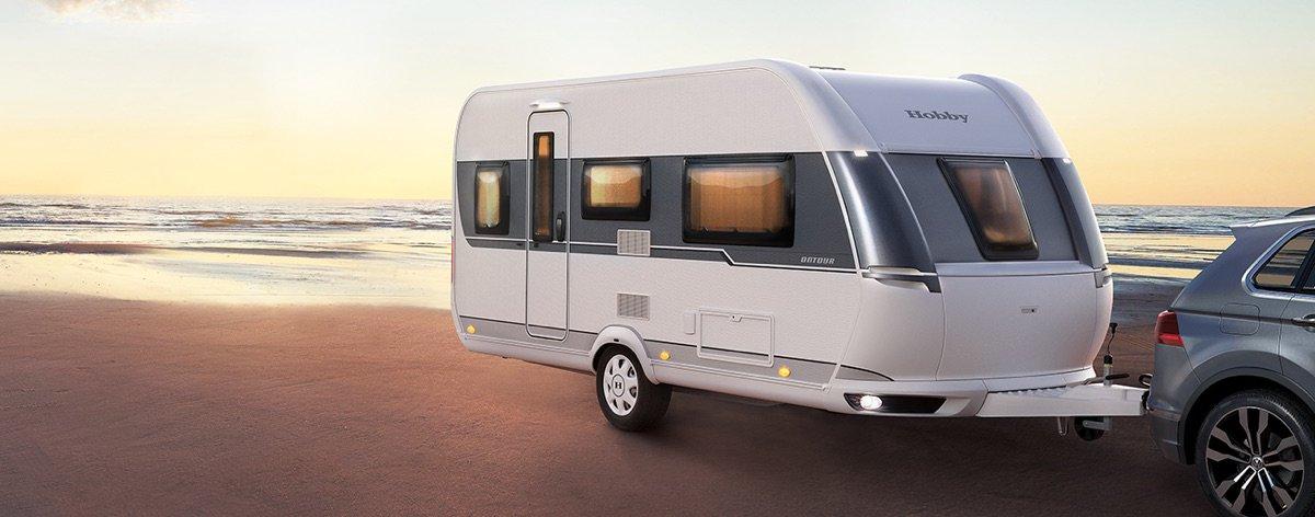 Příslušenství pro karavany