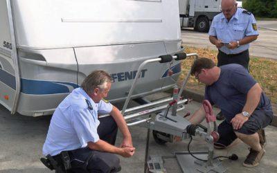 Rady pro bezpečné cestování s karavanem