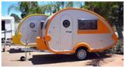 Druhy karavanů na které můžete narazit v Evropě